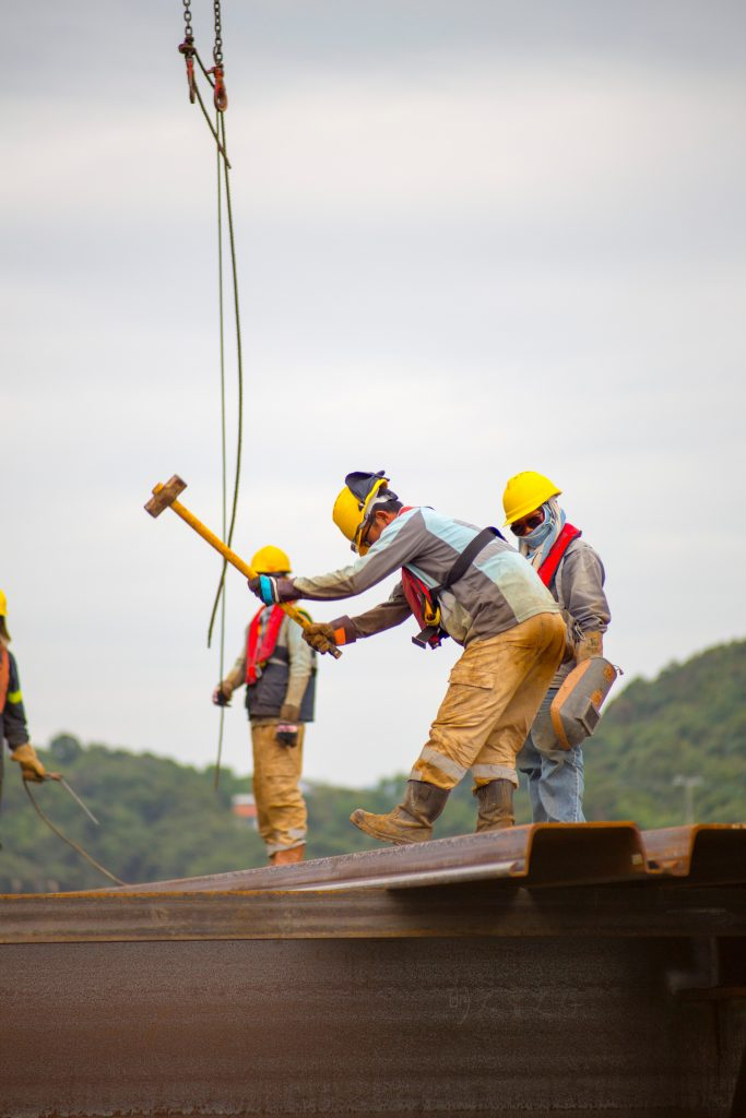 Singapore Work permit construction work
